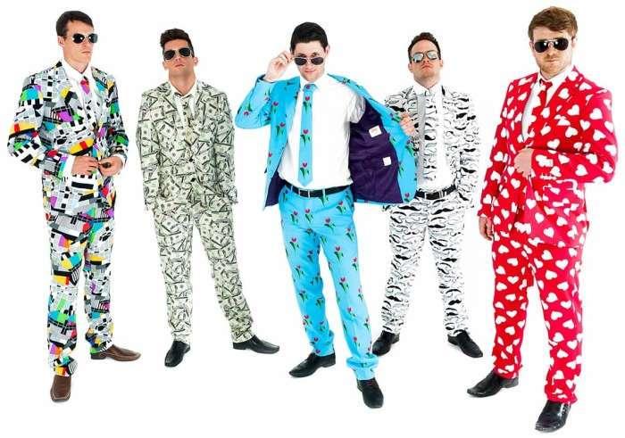 10 необычных трендов в мужской моде для самых отважных парней