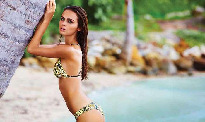 Ксения Дели: новая девушка Джастина Бибера (15 фото)