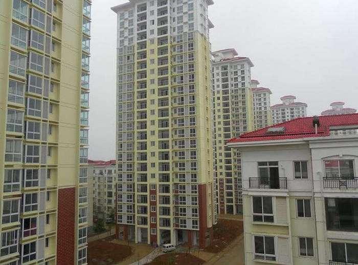 Самые большие города-призраки в Китае (15 фото)