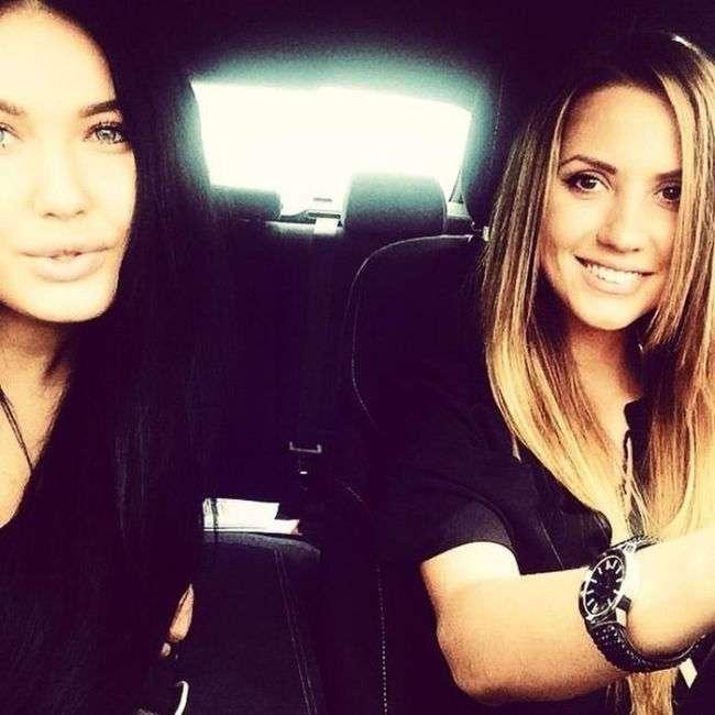 Очаровательные девушки из соцсетей (36 фото)