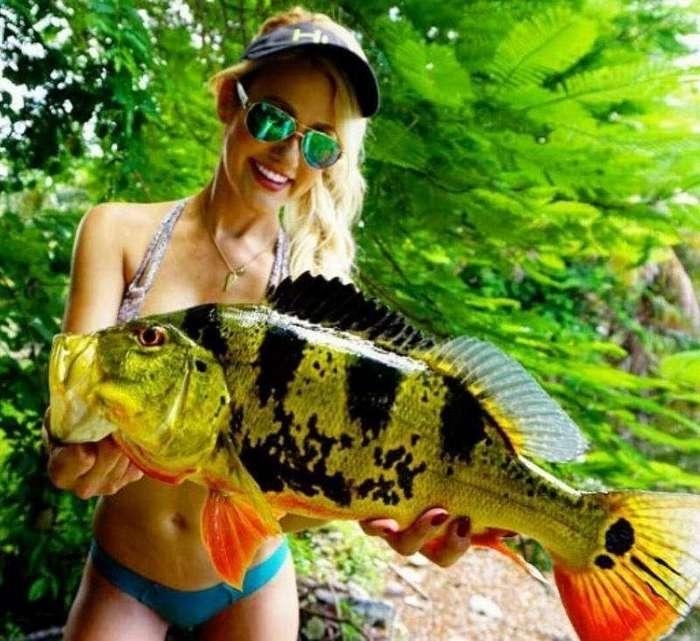 Доставайте ваши эхолоты - мы отправляемся на рыбалку!