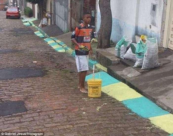 Габриэл Жезус или настоящая история бразильской Золушки