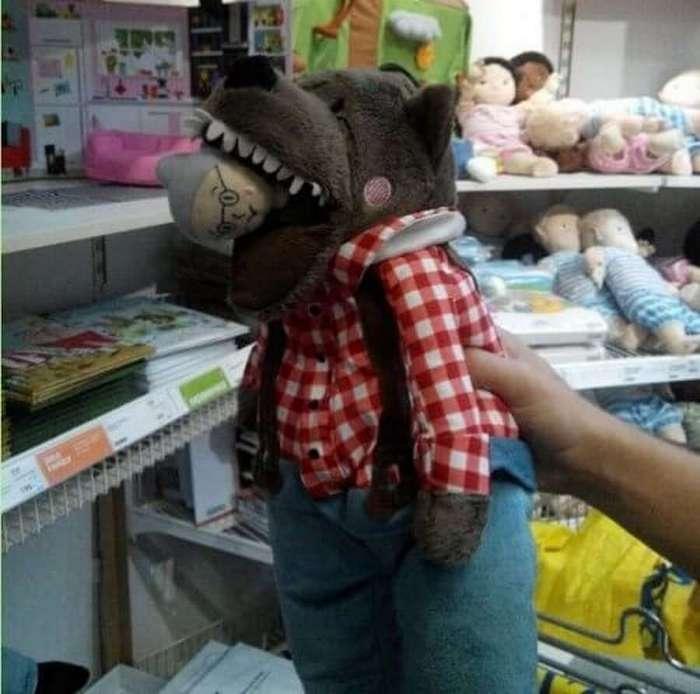 Самые нелепые вещи из магазинов (41 фото)