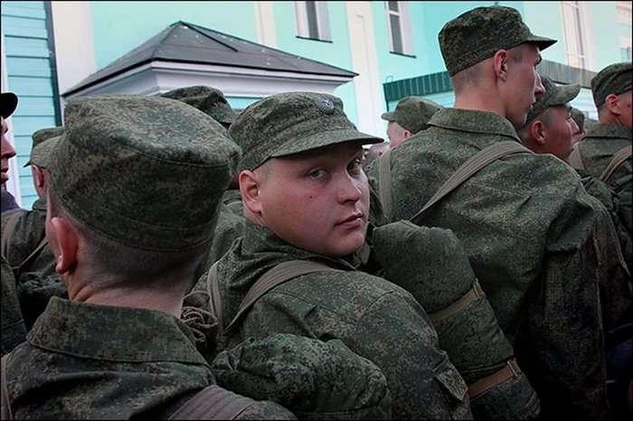 История одного человека : Проводы в Армию (13 фото)