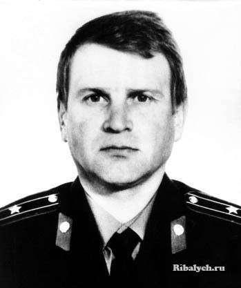 Алексей Чумаченко : Опер по прозвищу &171;Чума&187;