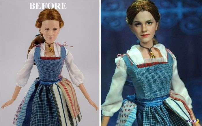 Тюнинг дешевых кукол
