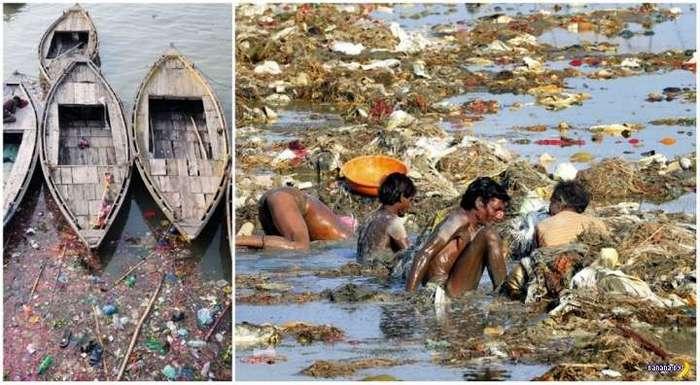 Неожиданное решение властей Индии по реке Ганг
