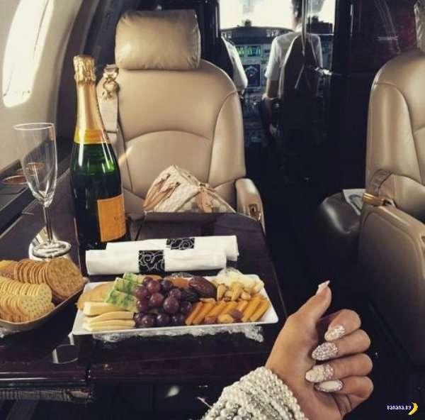 Богатые швейцарцы выпендриваются в Инстаграме