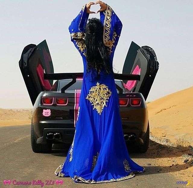 Богатые арабы выпендриваются в Инстаграме