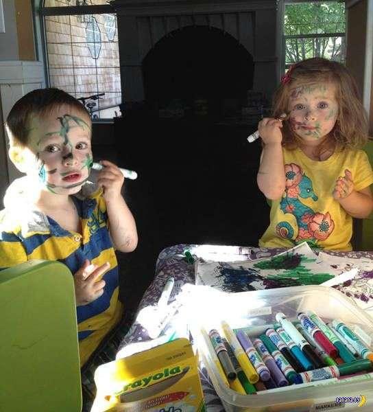 Что страшнее, дети или торнадо?