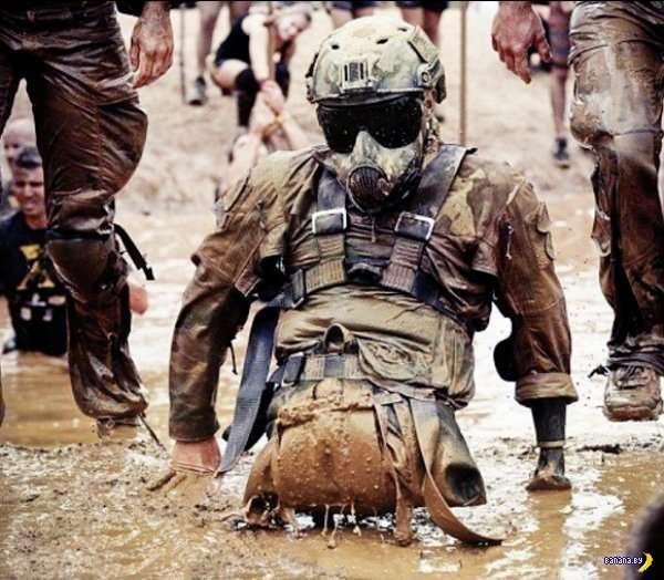 Половина солдата