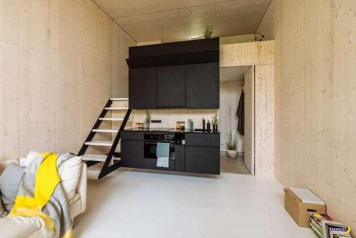Koda –бетонная коробка