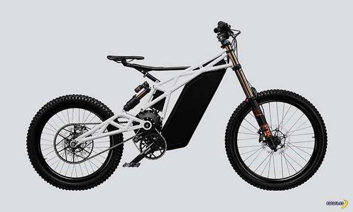 Neematic - еще один электрический велосипед