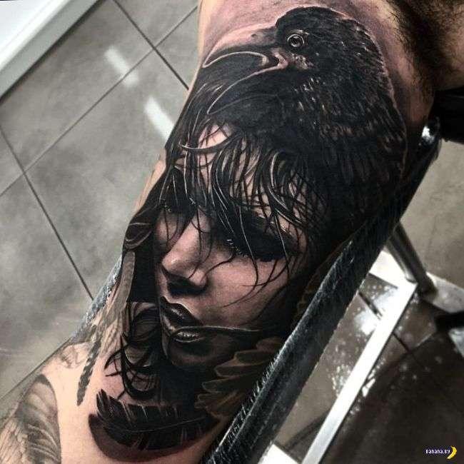 Татуировки на зависть - 89 - Drew Apicture