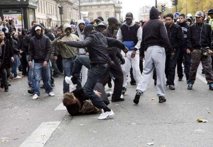 Выживание в Париже