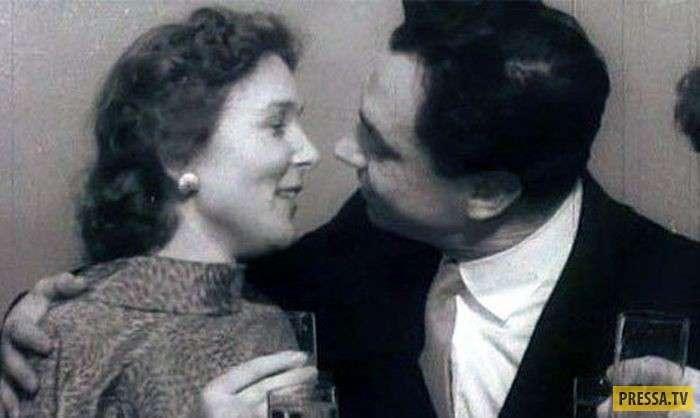 Вера Васильева и Борис Равенских: безответная любовь (12 фото + видео)