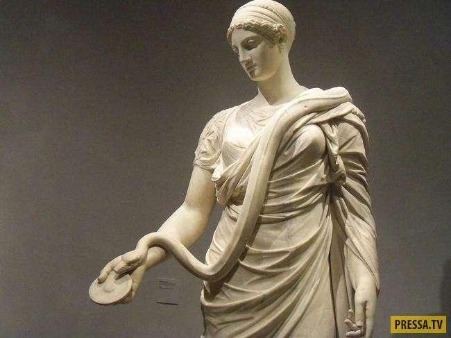 Медицина в Древней Греции (7 фото)