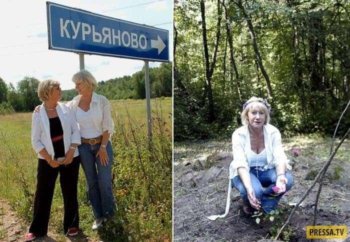 Хелен Миррен (Елена Миронова) - голливудская звезда с русскими корнями (15 фото)