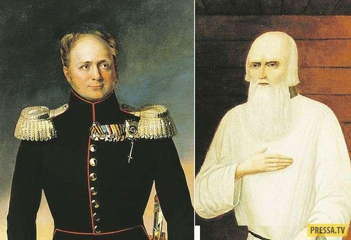 Загадки истории: Российский император Александр Первый инсценировал свою смерть? (6 фото)
