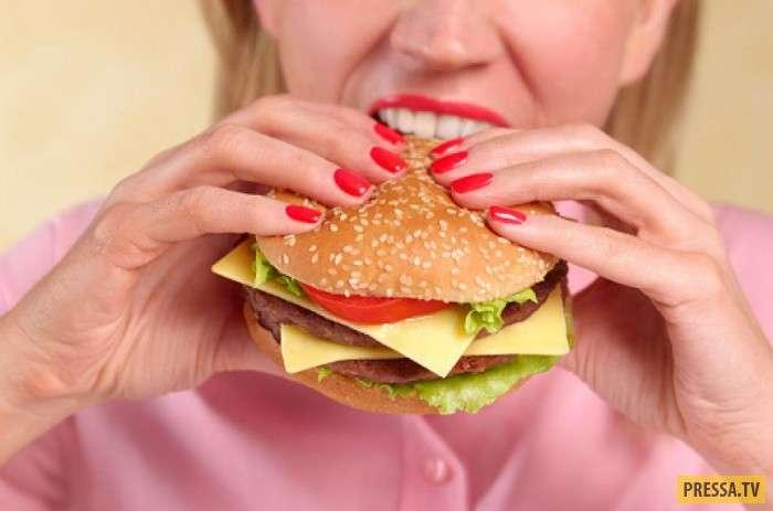 Топ 6: Простые хитрости, которые реально уменьшают аппетит