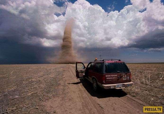 Удивительные и нереально зрелищные фотографии (42 фото)