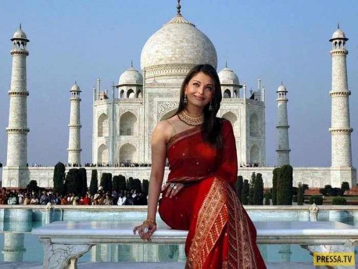 Непростая судьба индийской Золушки - Айшварии Рай (24 фото)