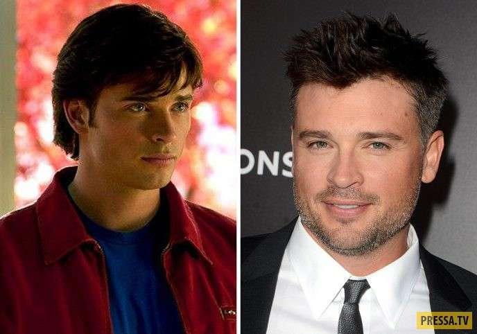 Актеры секс-символы 90-х: тогда и сейчас (10 фото)