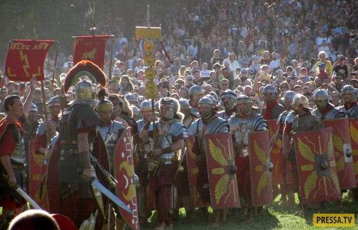 Шокирующие мерзости Древнего Рима. Впечатлительным не читать! (11 фото)