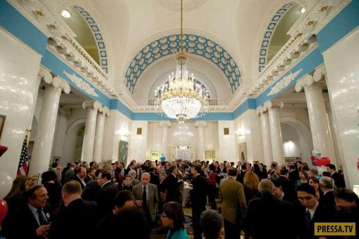 ТОП-6 интересных фактов про особняк посольства США в Москве (9 фото)