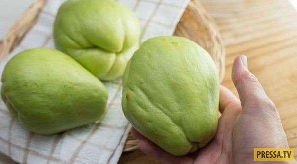 Топ 6: Самые необычные овощи (6 фото)