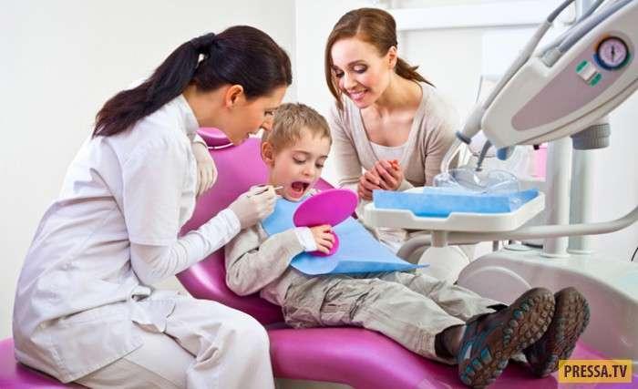 Из будней стоматологов