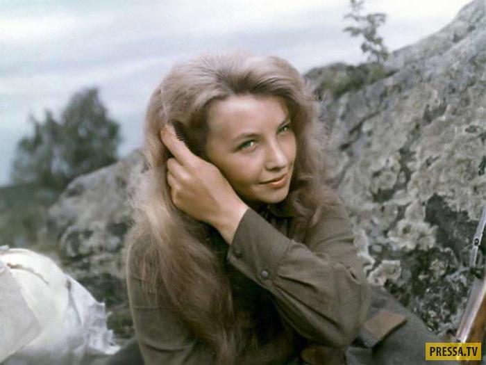 Актрисы советского кино, которые дали бы фору голливудским красоткам (15 фото)