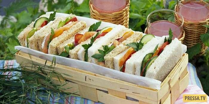 Сэр Сэндвич и его знаменитый бутерброд (6 фото)