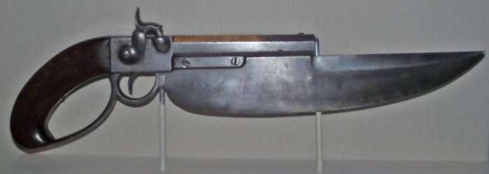 Самое необычное комбинированное оружие: самострел + клинок (13 фото + видео)