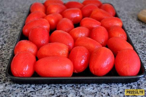 Полностью очищенные фрукты и ягоды выглядят совсем неаппетитно (18 фото)