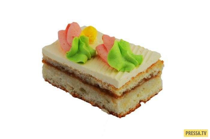 ТОП-10 лучших советских пирожных, мечта любого ребёнка в СССР (10 фото)