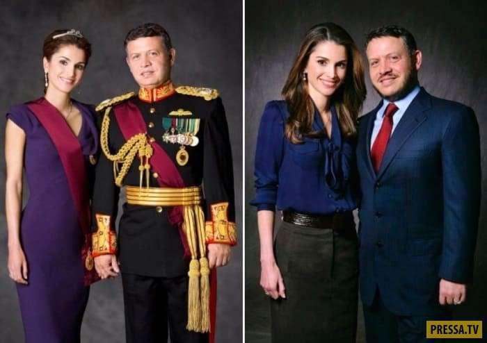 Королева Иордании Рания Аль-Абдулла разрушила стереотипы о женщинах Востока (21 фото)