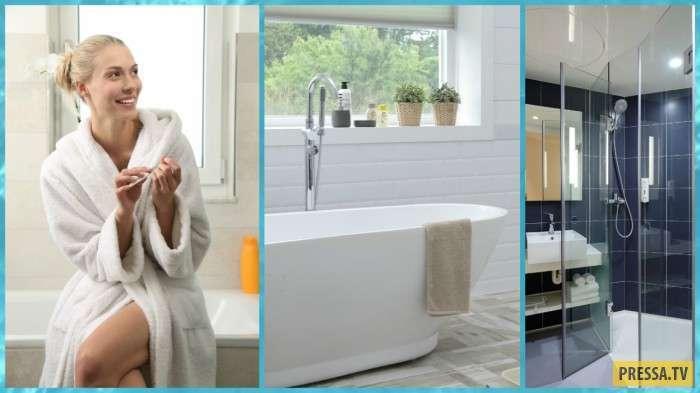 Когда лучше мыться утром или вечером, по мнению учёных (4 фото)