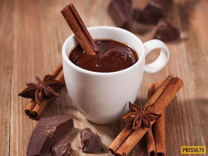 ТОП-5 причин пить горячий шоколад (5 фото)