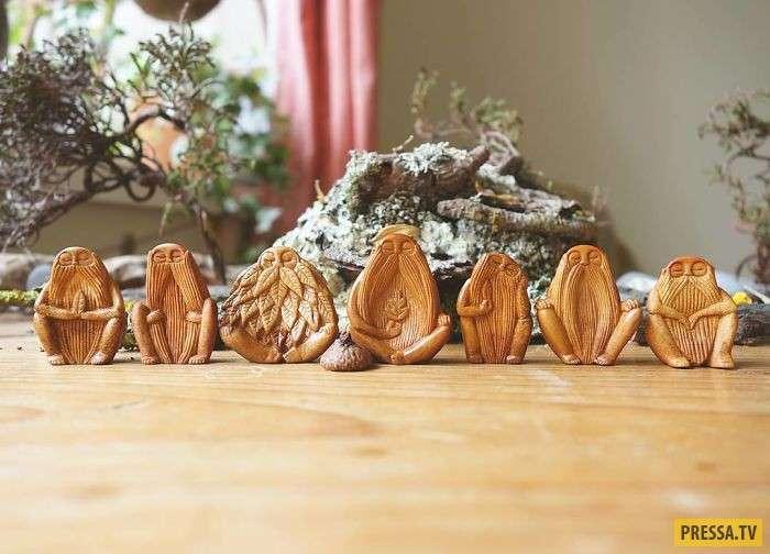 Лесные духи из косточек авокадо (38 фото)
