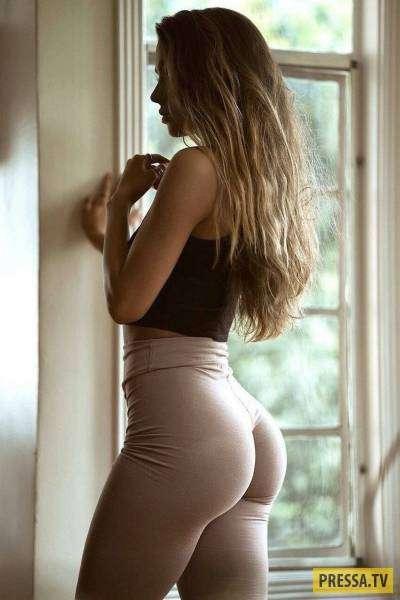 Красивые девушки вид сзади (54 фото)