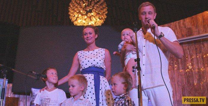 Семейная жизнь Сергея Горобченко (14 фото)