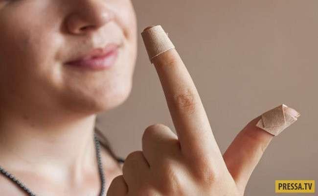 Вы грызете ногти – что это значит? (4 фото)