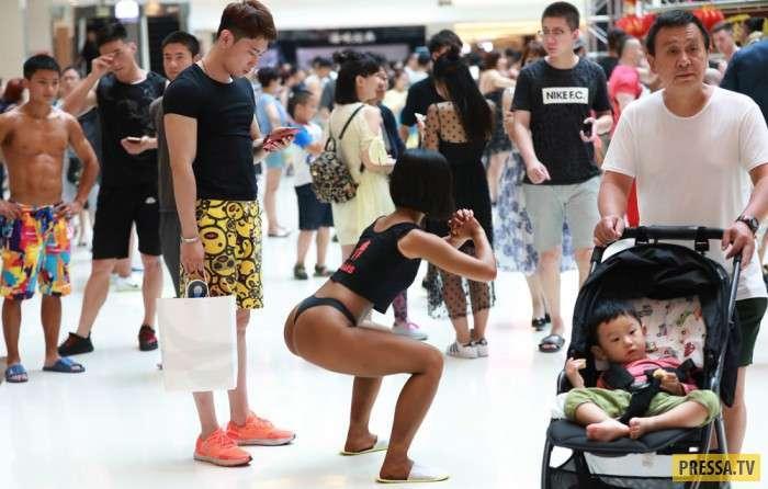 Интересные моменты жизни людей в Китае, в июне-июле 2017 года (20 фото)