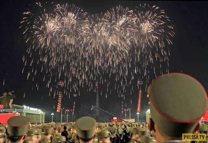 Интересные моменты жизни людей в Северной Корее (30 фото)