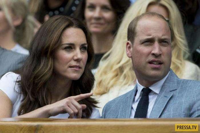 Королева Елизавета против брака принца Гарри с Меган Маркл (13 фото)