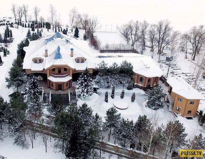 Шикарное поместье Филиппа Киркорова (11 фото)