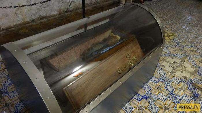 Необычные случаи мумификаций последнего столетия (8 фото)