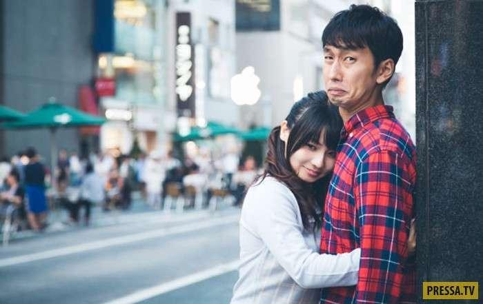 """Японская компания возвращает """"гуляющего"""" супруга (7 фото)"""