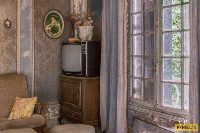 Загадка заброшенного дома (23 фото)